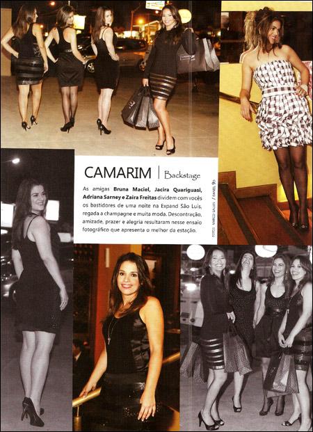 Camarim  - Revista Deluxe
